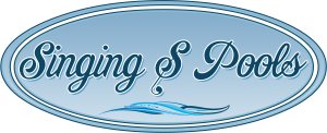 Singing S Pools Logo 3